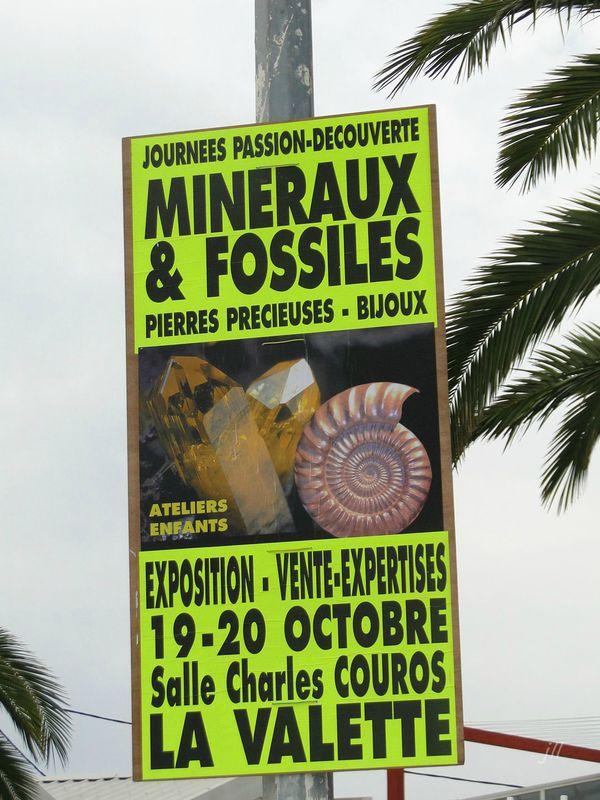 Bourses aux mineraux 2012 la valette du var jo tourtit - Cabinet de la bourse la valette du var ...