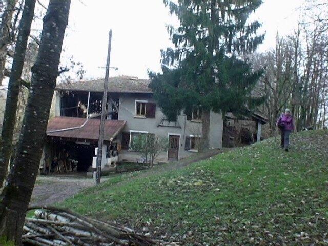 première maison isolée