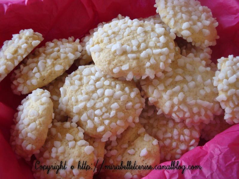 biscuits rhum sucre