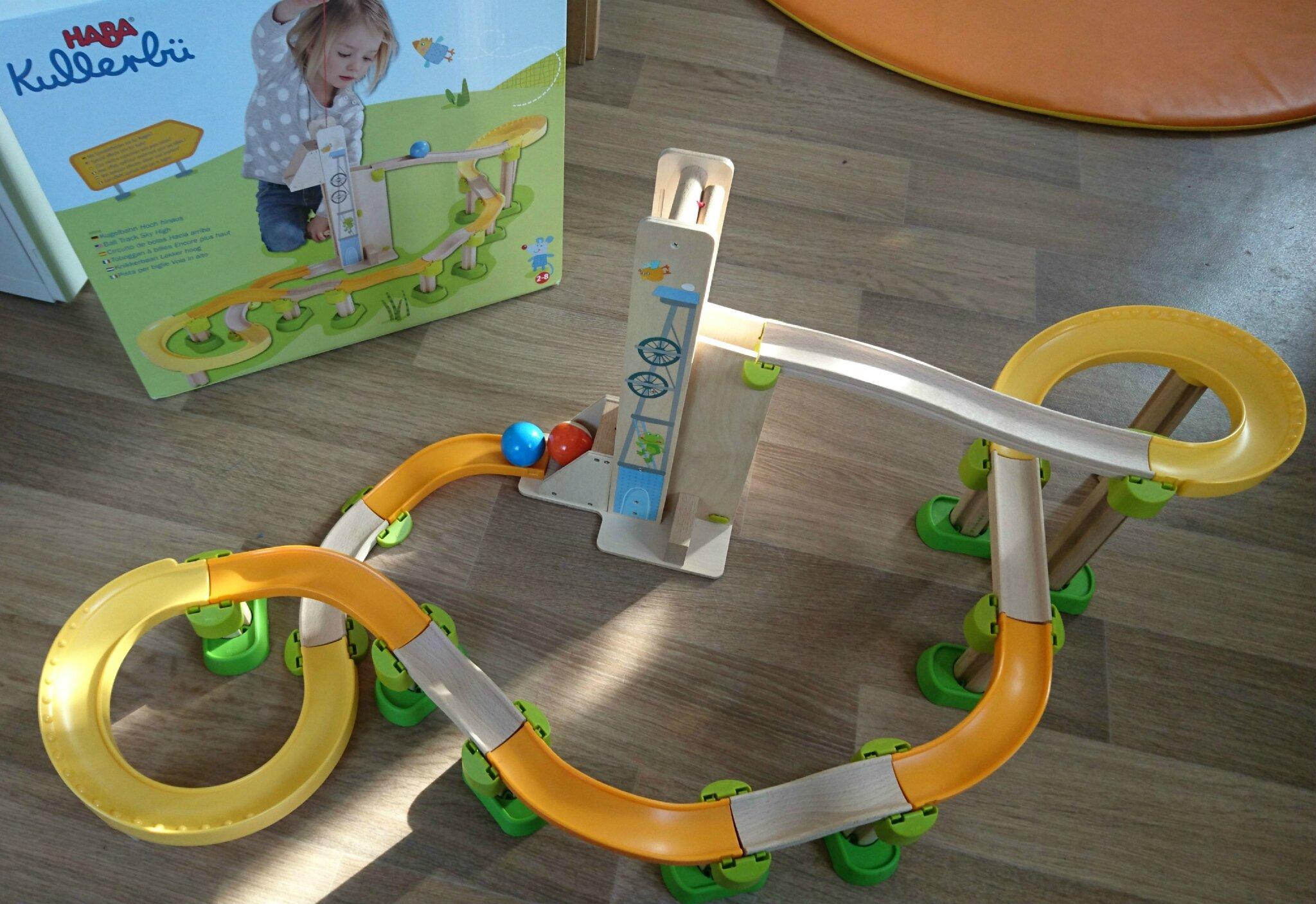 Les jouets préférés de la famille Prout #8 - Kullerbu de Haba