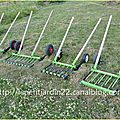 La campagnole un nouvel outil pour le jardinage écologique (vidéo)