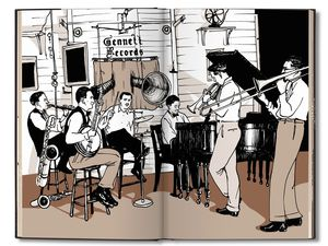 Jazz illustration 1