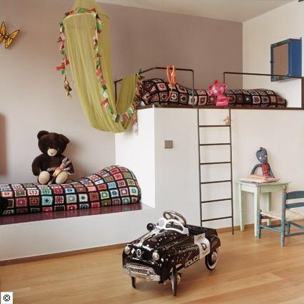 Marie claire maison photo de chambres de pioux lilouka for Marie claire maison chambre
