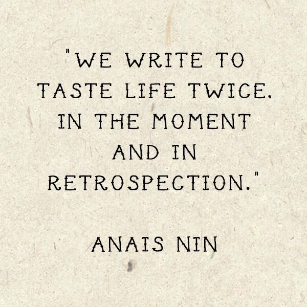 citation Anais Nin