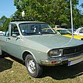 Renault 12 pick-up