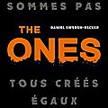Concours the ones : 2 exemplaires à gagner !