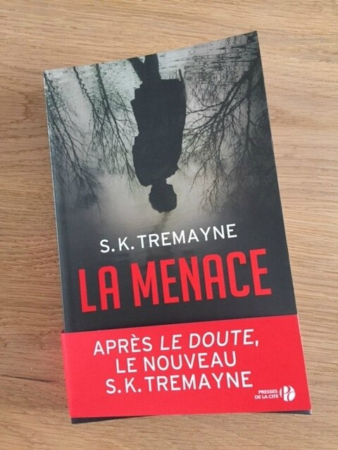la menace s k tremayne
