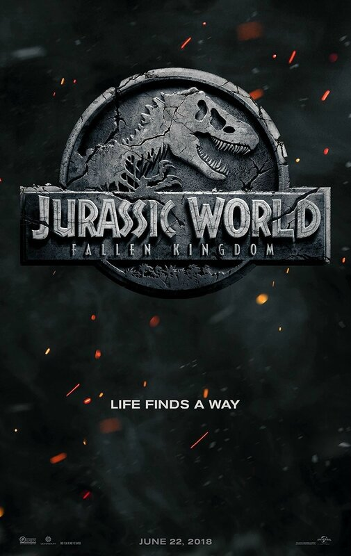 Jurassic World - Fallen Kingdom movie