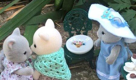 rencontre IRL petite Mémère août 2017 Blog 06