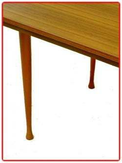 table vintage scandinave 1960