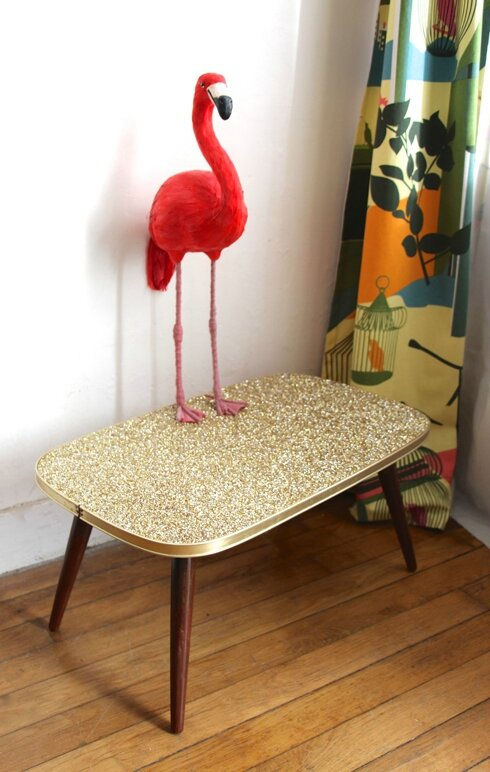 table-tripode-paillettes