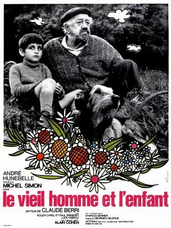 affiche_Vieil_homme_et_l_enfant_1966_1