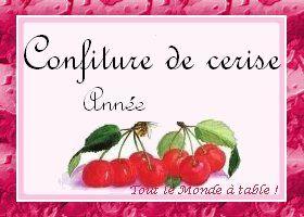 Confitrure_de_cerise