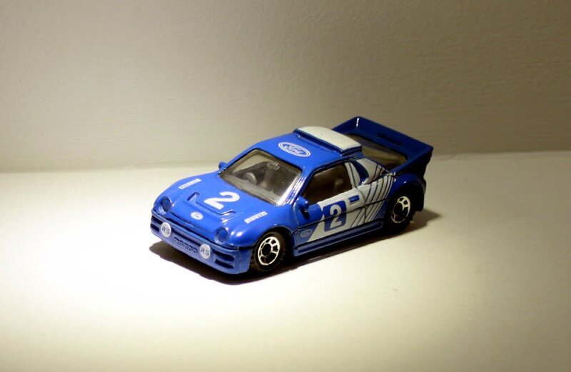Ford RS200 (Matchbox) 01