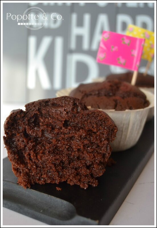 Muffins chocolat 1