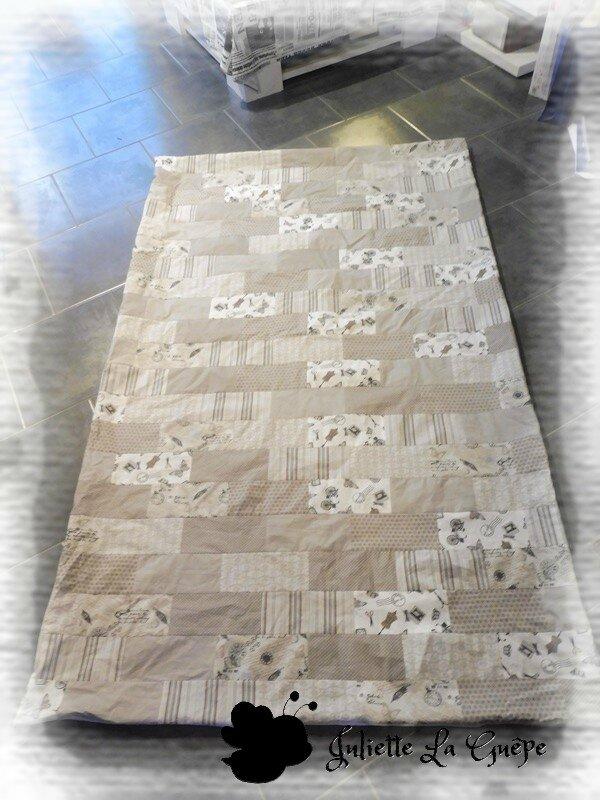 plaid patchwork bm
