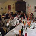 repas au Pirèques Léognan 22 mai 2011