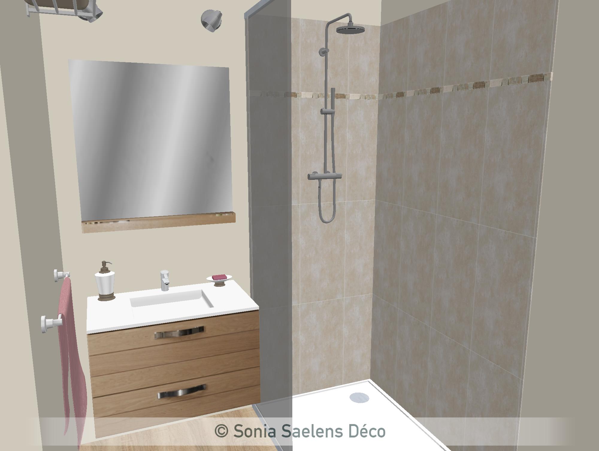 projet client ambiance naturelle pour une chambre d amis sonia