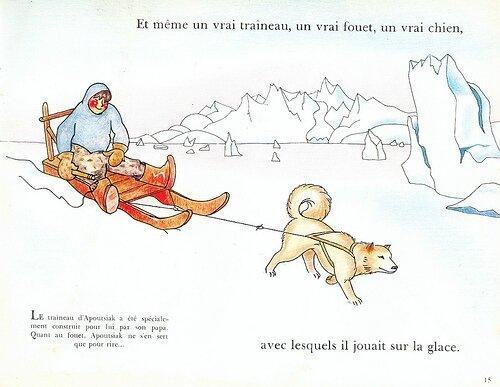 apoutsiak chien de traineau