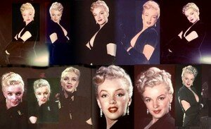 1950_Marilyn_005_Collage_010_byEdClark_1