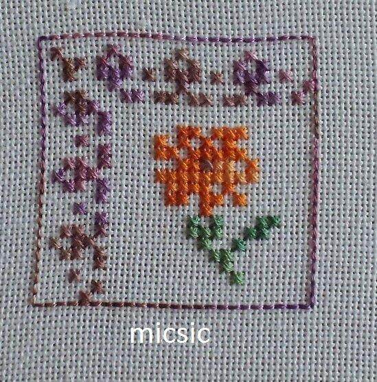 biscornu printemps_micsic_4