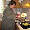 Elisabeth à la cuisson
