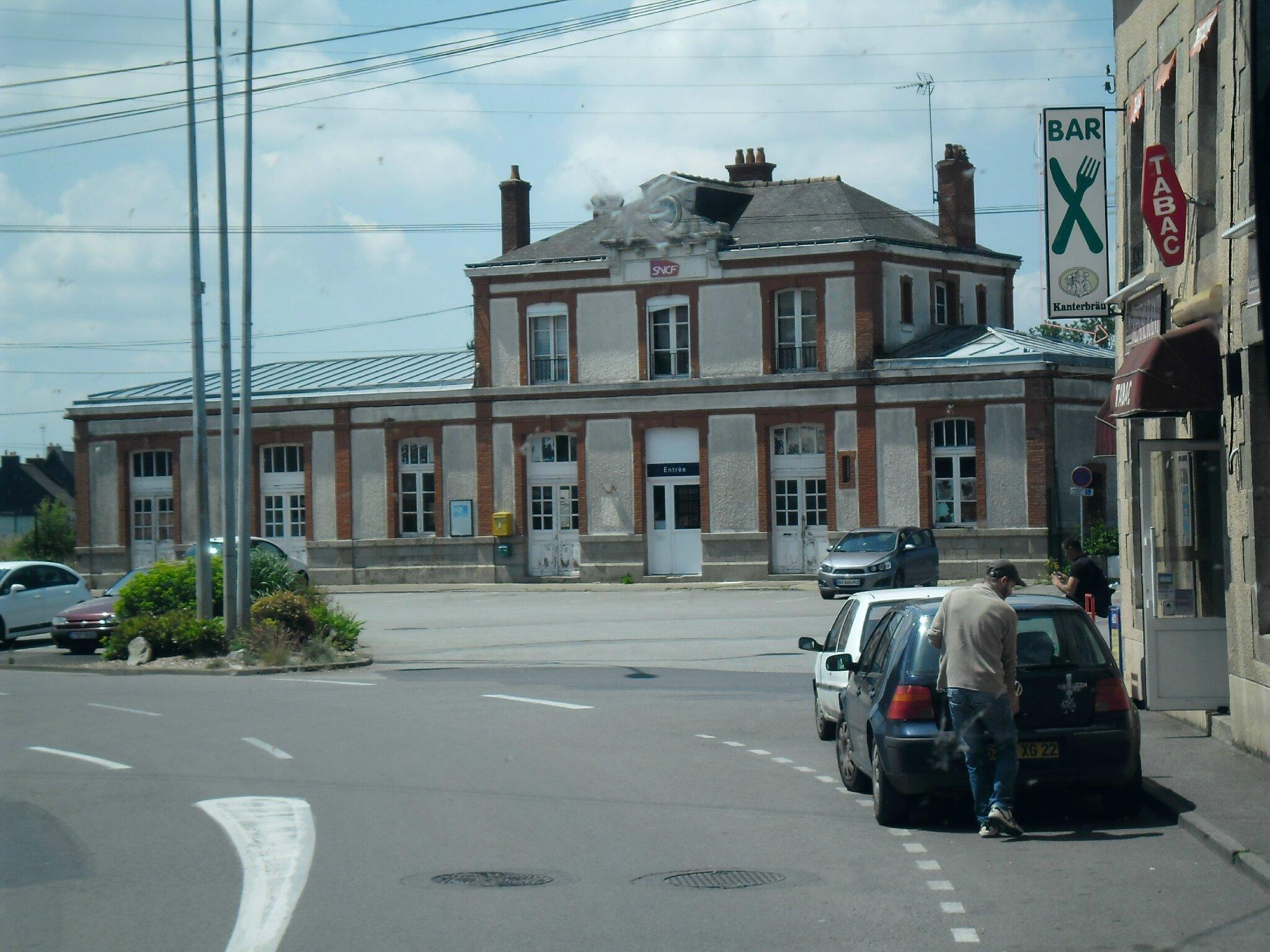 Loudéac (Côtes-d'Armor)