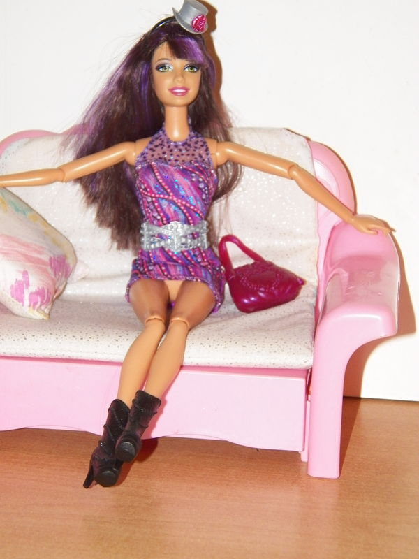 barbie fashionistas: Sassy