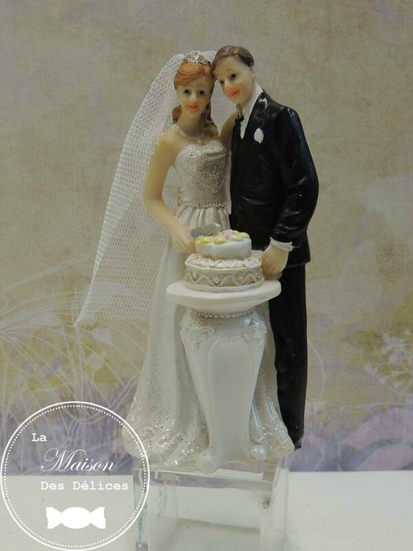 couple gateau
