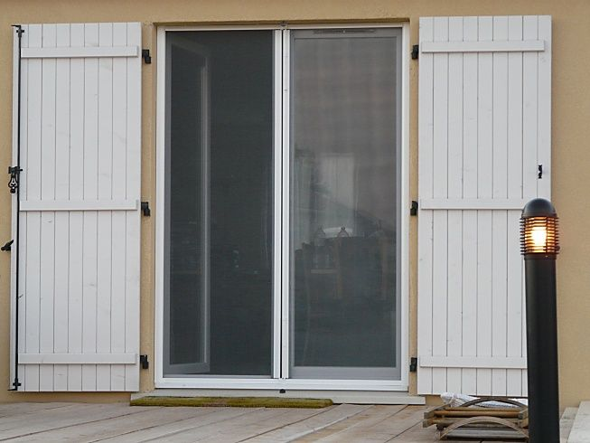 Brico depot porte fenetre attractive fenetre pvc for Fenetre pvc coulissante renovation