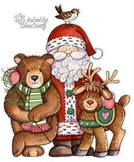 Amigos do Papai Noel