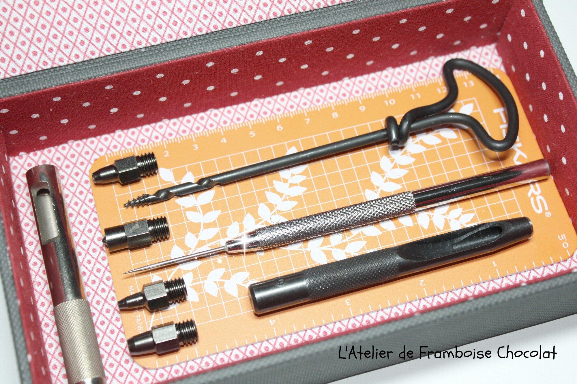 Boîte Emporte-Pièce_8 L'Atelier de Framboise Chocolat