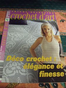 tricot selection crochet d art n 295