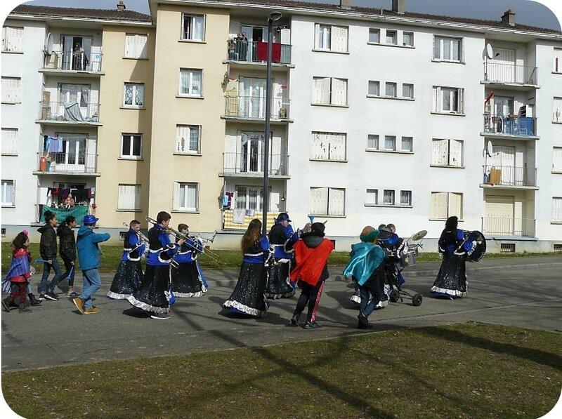 Quartier Drouot - Carnaval 32