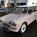 Citroën ami 6 break 1968-1969