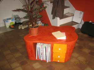 Commode gratte ciel 006