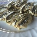 Anchois farcis, au four