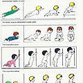 Les différentes phases du développement moteur de l'enfant