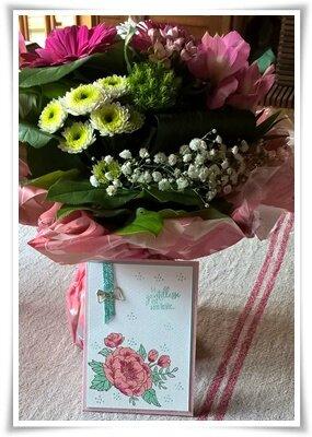 Bouquet de Liliane