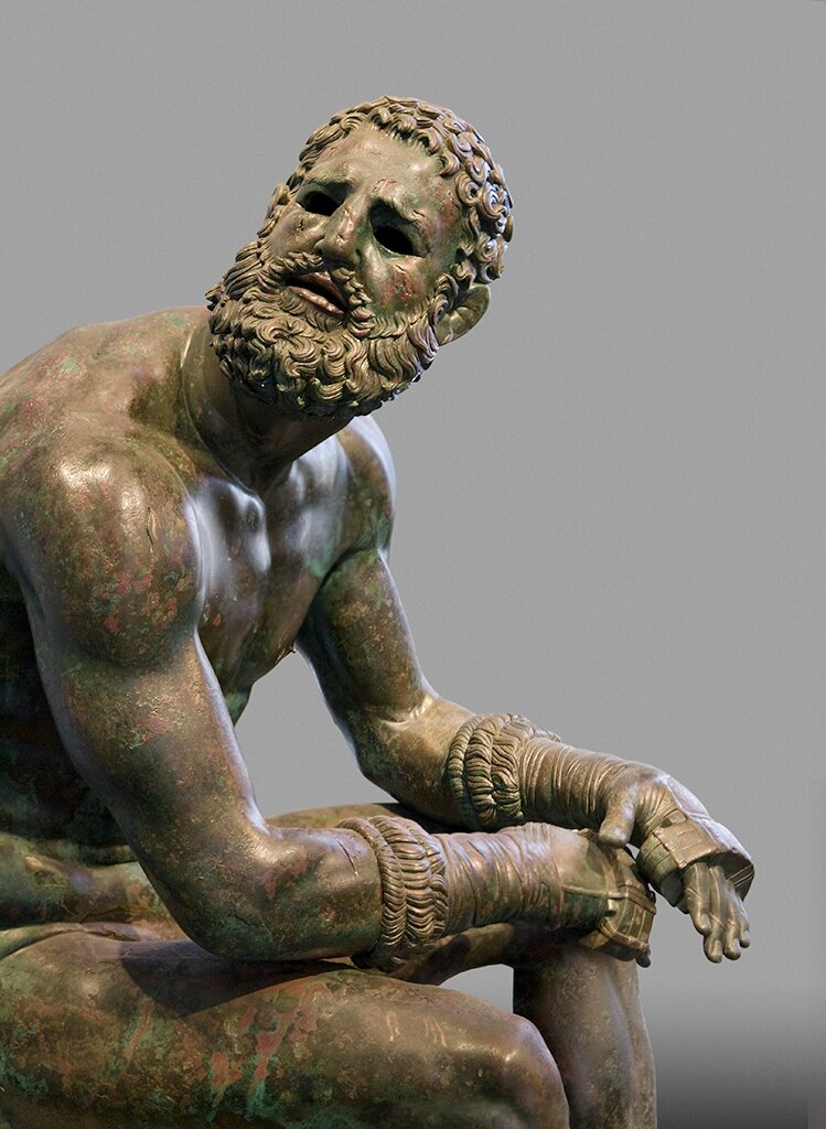 'Power and Pathos: Bronze Sculpture of the Hellenistic World' opens at the Getty
