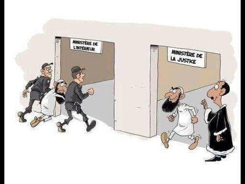 islam justice juge humour laxisme attenta 13 novembre
