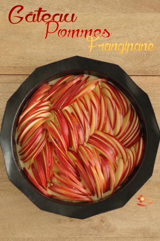 Gâteau pommes & frangipane_2