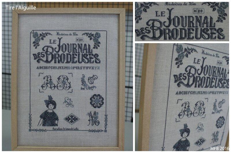 2016-06 - Le journal des brodeuses - MFB