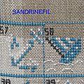 SAL du Jeu de L'oie : Sandrine,