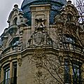 Architecture parisienne.