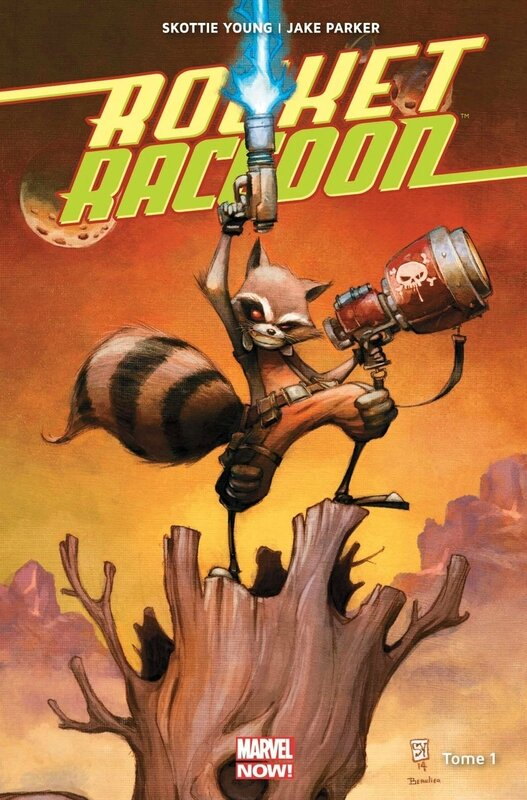 Il_etait_un_Groot_Rocket_Raccoon_2014_tome_1