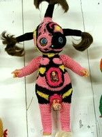 Sculpture-Zled-Dolls-Black-Eyelo