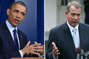 sequestration Obama vs Boehner