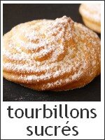 Tourbillons sucrés - index