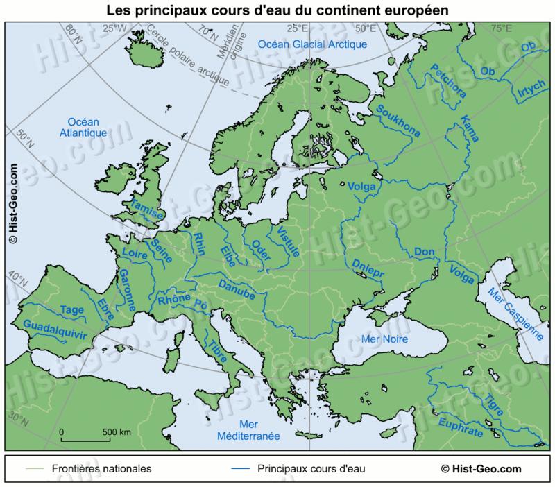 Principaux-Fleuves